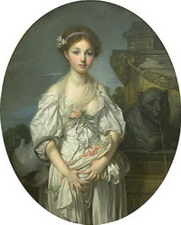 Разбитый кувшин (Жан-Батист Грёз, 1771 г.)
