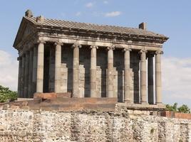 Храм Гарни (I в. н.э.)