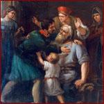 """Лучанинов И.В. """"Возвращение работника в свое семейство"""" 1815 г."""