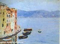 Озеро Комо.1894