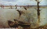 Разлив. Около 1887