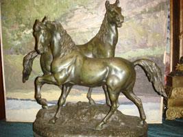 Лошади (А. Валтон)