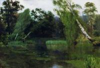 В парке. 1880