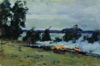 Костры. 1880-е