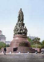 Памятник Екатерине II в Санкт-Петербурге