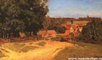 Деревенька. 1880-е