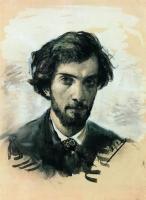 Автопортрет. 1880-е