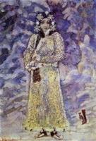 Снегурочка (М.А. Врубель, 1890-е г.)