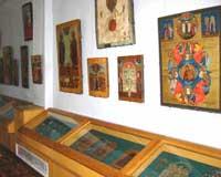 Иконопись XVII-XIX столетий