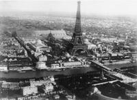 Париж в 1889 году