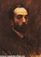 Автопортрет. Конец 1890-х