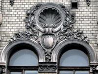 Рокайль в архитектуре